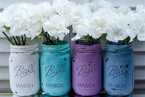 floreros con frascos 11 formas creativas para reusar un frasco