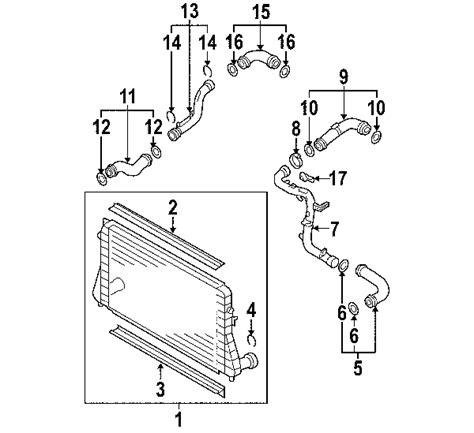vw oem parts diagram parts 174 volkswagen hose partnumber 3c0145834m