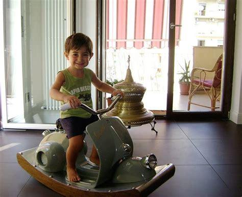 Modifikasi Vespa Anak Gembel by Modifikasi Vespa Dari Yang Gembel Sai Mentereng Motorek