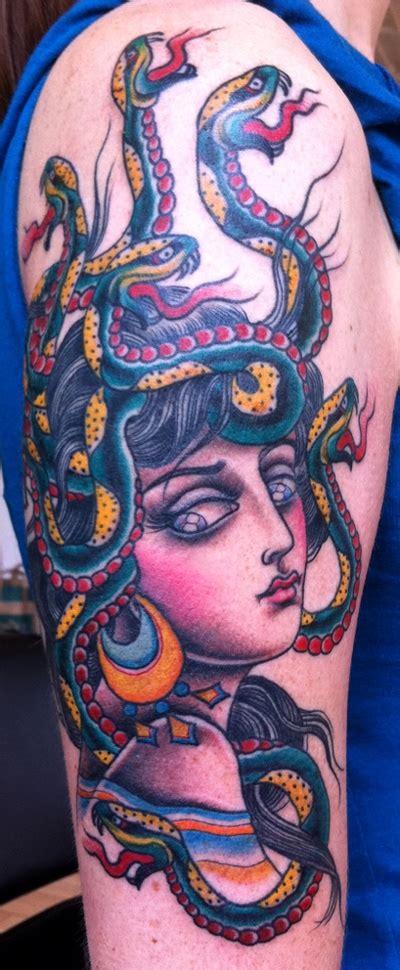 new school medusa tattoo tatuagem medusa old school tattoo designs