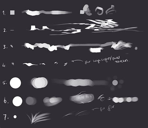 tumblr photoshop brushes design freebies of the week no 34 starsunflower studio blog