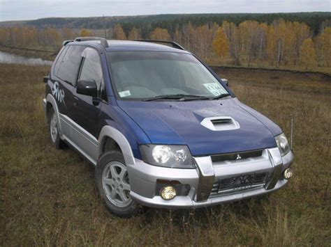 1998 Mitsubishi Rvr Pictures For Sale
