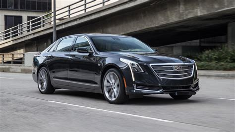 where did cadillac namee from drive the new cadillac ct6 top gear