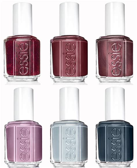 Essie Mini Fall 2013 essie winter 2013 collection nitrolicious