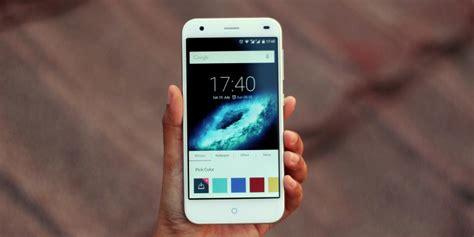 Hp Zte Mirip Iphone Review Zte Blade S6 Android Mirip Iphone Pelahap Berat Kompas