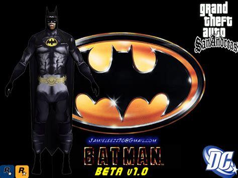 gta san andreas batman mod game free download batman gta sa mod for grand theft auto san andreas mod db