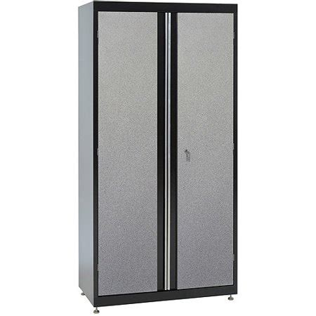 "Sandusky 36""L x 18""D x 72""H Steel Garage Cabinet   Walmart.com"