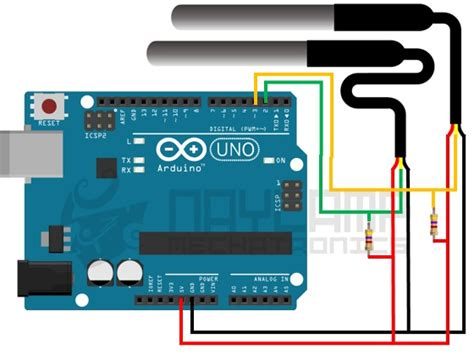 tutorial arduino ds18b20 tutorial sensor digital de temperatura ds18b20