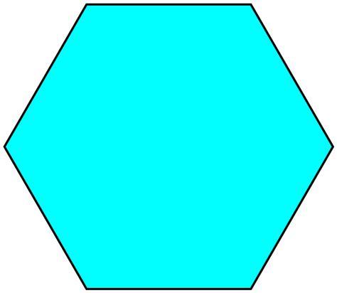 Hexa Gon hexagon shape clip cliparts