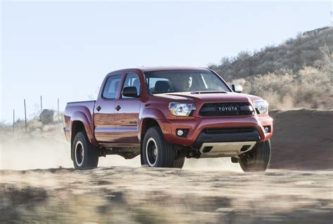 Toyota 2015 Tacoma 2015 Toyota Tacoma Pictures Photos Gallery The Car
