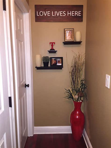 cute idea  decorate     hallway floating