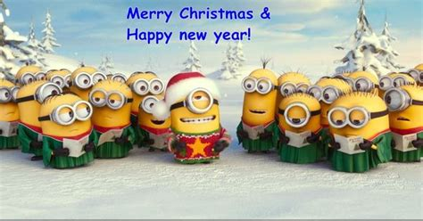 wallpaper minions happy  year funny  happy  year pinterest funny  years