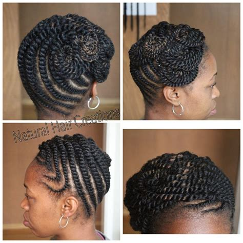 Flat Twist Updo Hairstyles by Pictures Of Flat Twist Updo Hairstyles 7 Gorgeous Flat