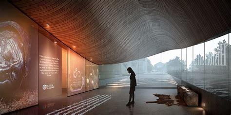 xns extension  silkeborg museum  denmark rises