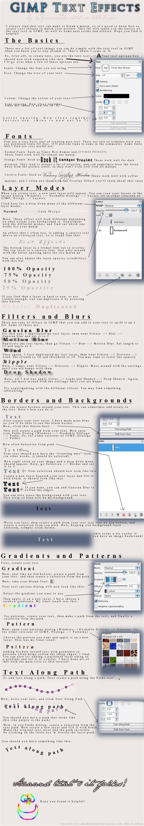 gimp tutorials bing images gimp text tutorials bing images