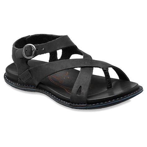 womens keen sandals keen women s alman ankle sandals in black moy100