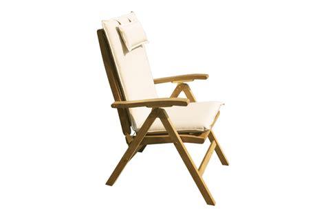 sedie reclinabili moon sedia da giardino reclinabile by il giardino di legno