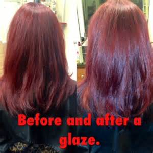 hair glaze color treatment pics what is a hair glaze and why should i get one salon cartier
