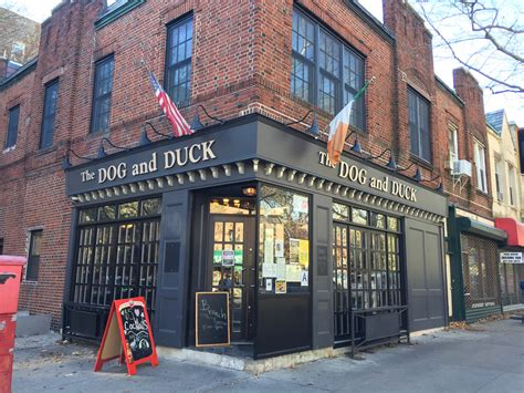and duck pub bars part i great places of new york tebeau