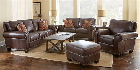 Living Room Collections Sale by Leather Living Room Furniture Sets Sale Home Design