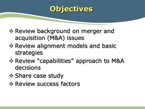 Merger And Acquisition Book For Mba by The And Science Of A Successful Merger And Acquisition