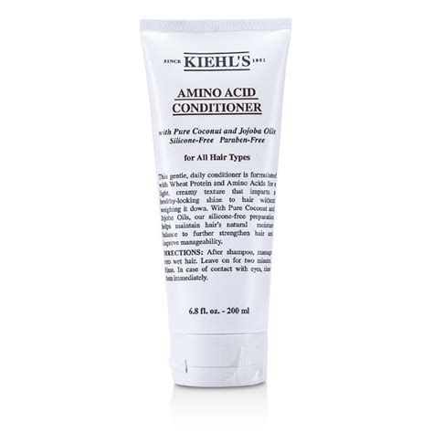 Fresh Citrus Mist Fragrance Silver 236ml 8oz amino acid conditioner for all hair types kiehl s f