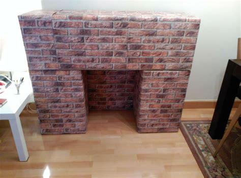 como hacer una chimenea de unicel para decorar el hogar 191 c 243 mo hacer una chimenea falsa comunidad leroy merlin
