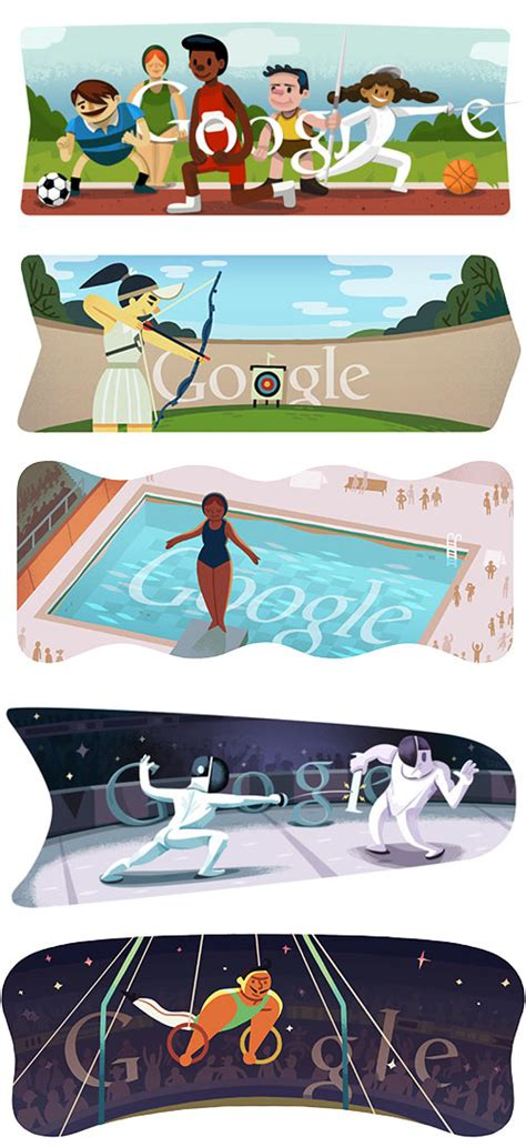 doodle olympic 2012 2012 doodles
