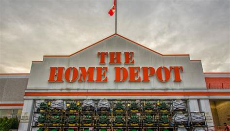 home depot soars to new heights in q1