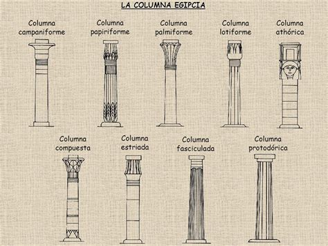 imagenes de columnas egipcias egipto ppt video online descargar