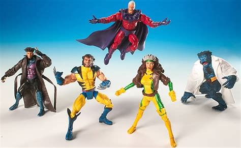 x figures archive marvel legends gift pack biz