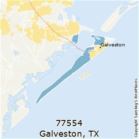 galveston texas zip code map best places to live in galveston zip 77554 texas