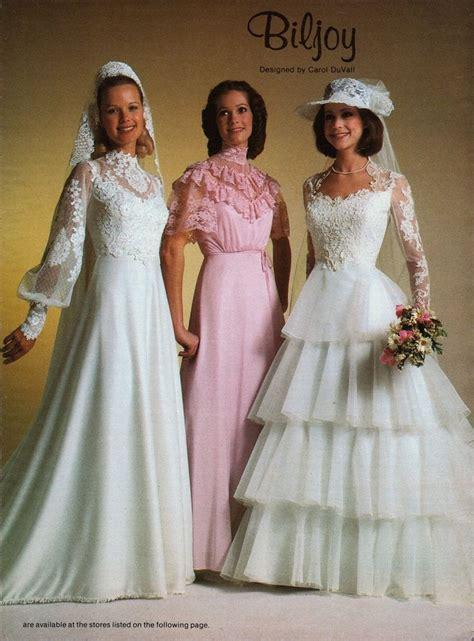 Vintage 70s Wedding Dresses by 71 Best Images About 1970 Wedding Dresses 1970 Dresses