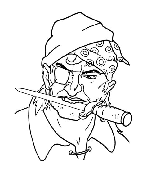 coloring pages pirates of the caribbean coloring home