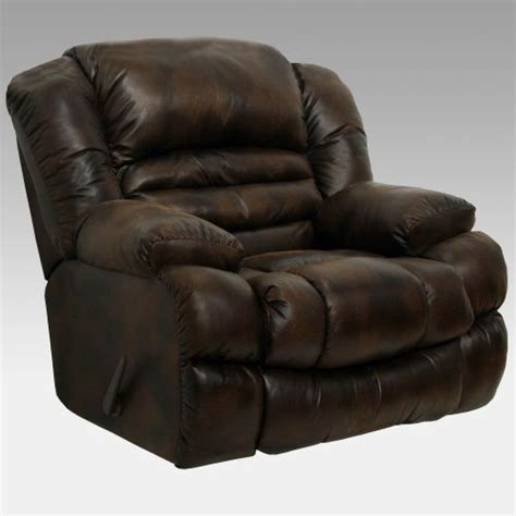 big man recliners leather catnapper deluxe sson big mans rocker recliner