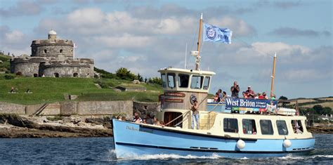 party boat hire falmouth st mawes ferry linking falmouth st mawes boat trips