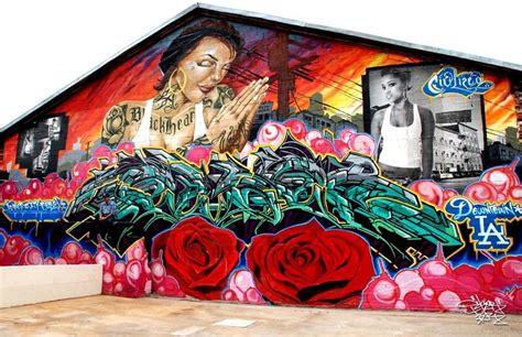 graffiti art in los angeles