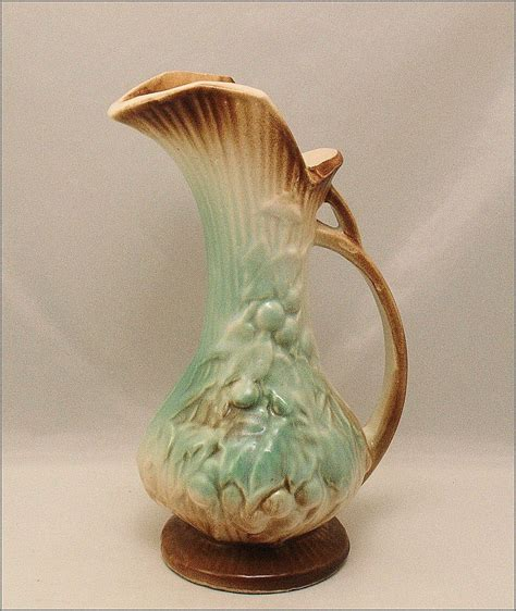 Mccoy Pottery Vase by Mccoy Pottery Vase Mccoy Pottery