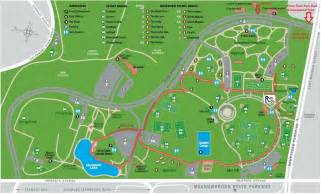 Bethpage State Park Map by Eisenhower Park Playground Images