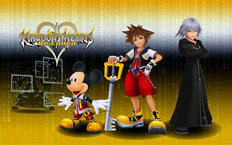 kingdom hearts re coded kingdom hearts 2 5 hd remix review reactor