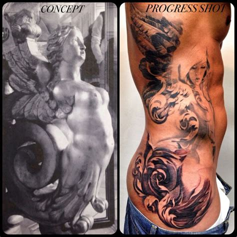 tattoo artist carlos torres my progress of my own carlos torres carlos