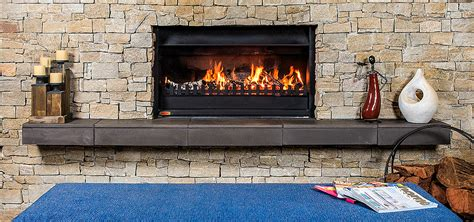 Open Wood Burning Fireplace Inserts by Universal Inserts Jetmaster