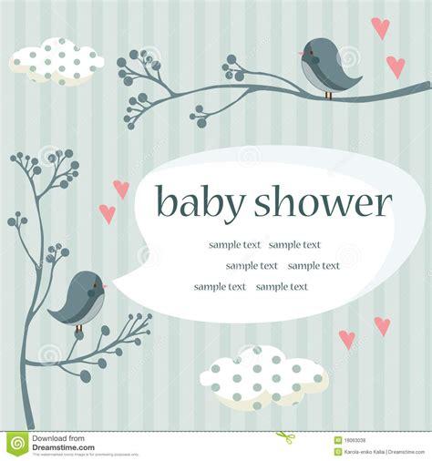 baby boy shower royalty free stock photos image 18063038