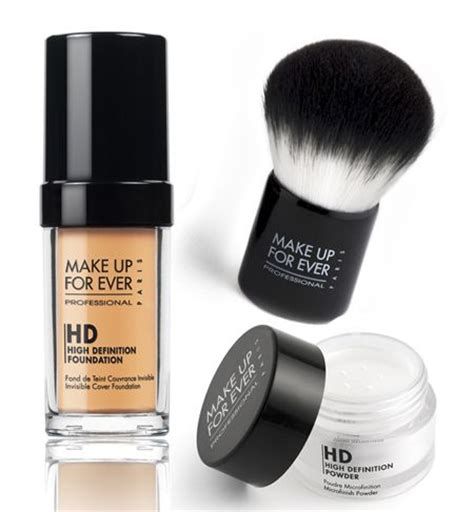 Makeup Forever make up for hd high definition foundation discontinued reviews photos ingredients