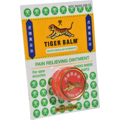 better than tiger balm does tiger balm work for tendonitis