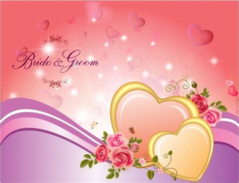 Wedding Background Cdr by Wedding Background Free Vector 45 535 Free