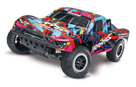 traxxas hawaiian boat slash nitro 2wd 44056 3 hawaiian