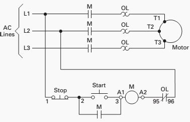 wiring diagram for motor starter 32 wiring diagram