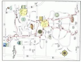 map of the villages fl kelloggrealtyinc