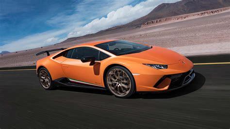 Lamborghini Huracan Lamborghini Hurac 225 N Performante The Awesomer